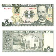 Kuuba 2003 1 Peso P125 UNC