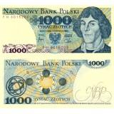 Puola 1982 1000 Zlotych P146c UNC