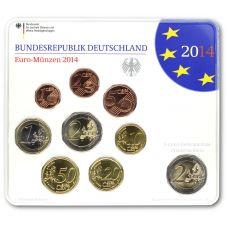 Saksa 2014 Rahasarja A BU