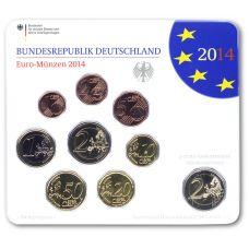 Saksa 2014 Rahasarja D BU