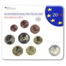 Saksa 2014 Rahasarja F BU