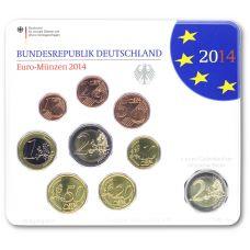 Saksa 2014 Rahasarja G BU