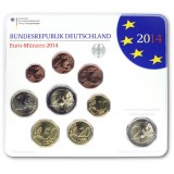 Saksa 2014 Rahasarja J BU