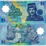 Brunei 1996 $1 P22a UNC