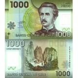 Chile 2010 1000 Pesos P161a UNC