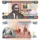 Kenia 2006 50 Shilling P47b UNC