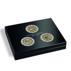 Esittelylaatikko, Leuchtturm Volterra Trio de Luxe Joint Issues 2007-2012 (341810)