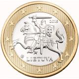 Liettua 2015 1 € UNC