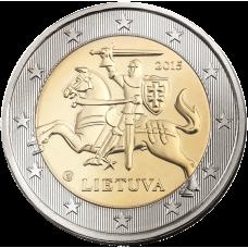 Liettua 2015 2 € UNC