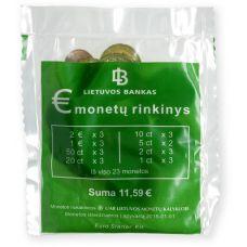 Liettua 2015 Starttipussi
