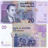 Marokko 2005 20 Dirhams P68 UNC