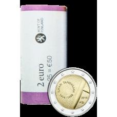 Suomi 2014 2 € Ilmari Tapiovaara RULLA