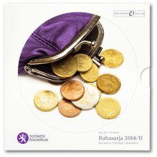 Suomi 2014 Rahasarja II Kolikot BU
