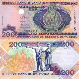 Vanuatu 1985 200 Vatua P8a UNC
