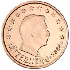 Luxemburg 2004 1 c UNC