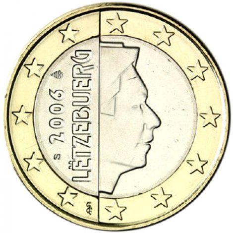 Luxemburg 2005 1 € UNC