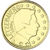 Luxemburg 2005 10 c UNC