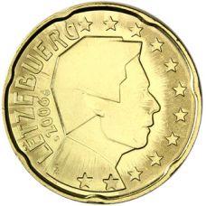 Luxemburg 2005 20 c UNC