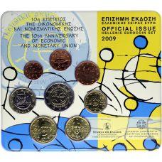 Kreikka 2009 Rahasarja EMU BU