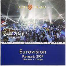 Suomi 2007 Rahasarja Euroviisut BU