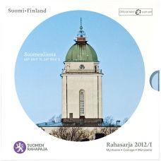 Suomi 2012 Rahasarja I Suomenlinna BU