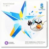 Suomi 2012 Rahasarja Jääkiekon MM-kisat BU