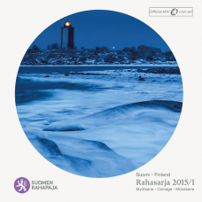 Suomi 2015 Rahasarja I Suomen Majakat BU
