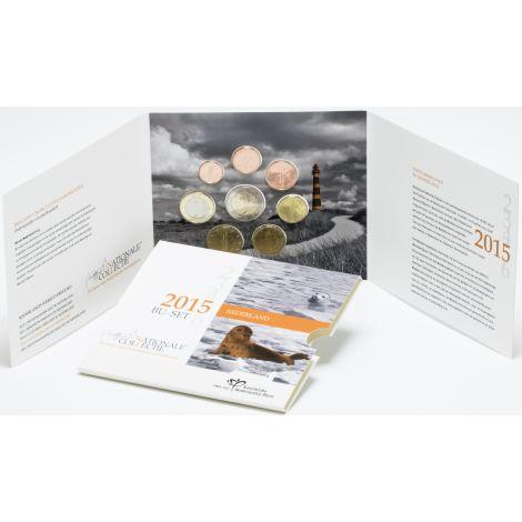 Alankomaat 2015 Rahasarja BU