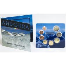 Andorra 2014 Rahasarja BU