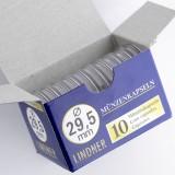 Säilytyskapseli, Lindner 29,5 mm (10 kpl)