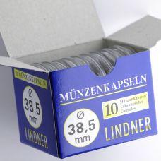 Säilytyskapseli, Lindner 38,5 mm (10 kpl)
