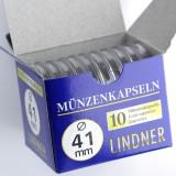 Säilytyskapseli, Lindner 41,0 mm (10 kpl)