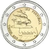 Portugali 2015 2 € Timor 500 vuotta UNC