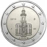 Saksa 2015 2 € Paavalinkirkko A UNC