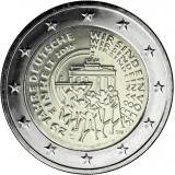 Saksa 2015 2 € Saksan yhtenäisyys 25 vuotta D UNC