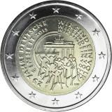 Saksa 2015 2 € Saksan yhtenäisyys 25 vuotta F UNC