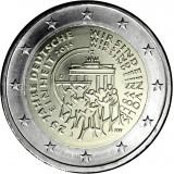 Saksa 2015 2 € Saksan yhtenäisyys 25 vuotta J UNC