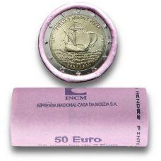 Portugali 2011 2 € Fernão Mendes Pinto RULLA