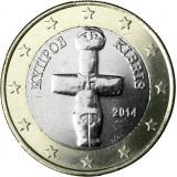 Kypros 2008 1 € UNC