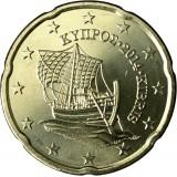 Kypros 2008 20 c UNC