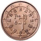 Portugali 2002 1 c UNC