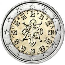 Portugali 2002 2 € UNC