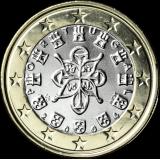 Portugali 2004 1 € UNC