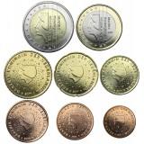 Alankomaat 2011 1 c – 2 € Irtokolikot UNC