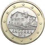 Andorra 2014 1 € UNC