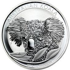Australia 2014 1 Dollar Koala 1 Unssi HOPEA