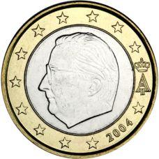 Belgia 2004 1 € UNC