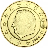 Belgia 2004 10 c UNC
