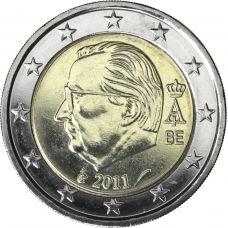 Belgia 2011 2 € UNC