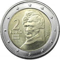 Itävalta 2014 2 € UNC